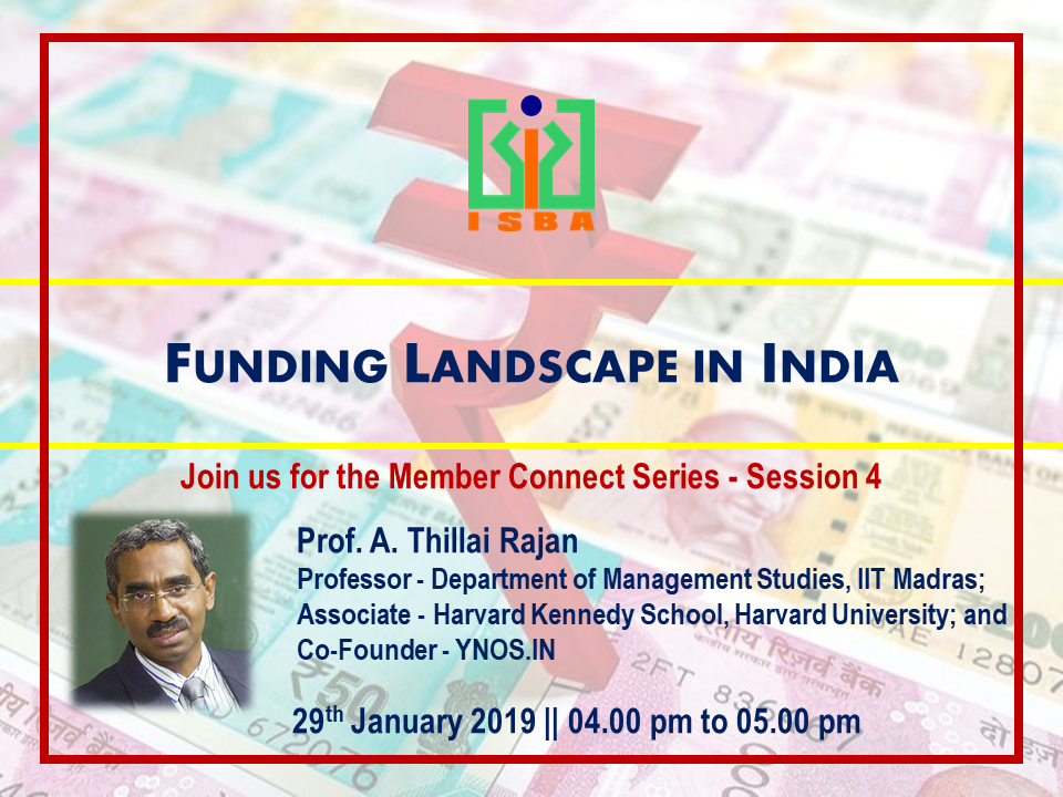 Funding Landscape in India