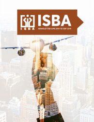 ISBA Newsletter Apr 2019-Sep 2019 Flyer